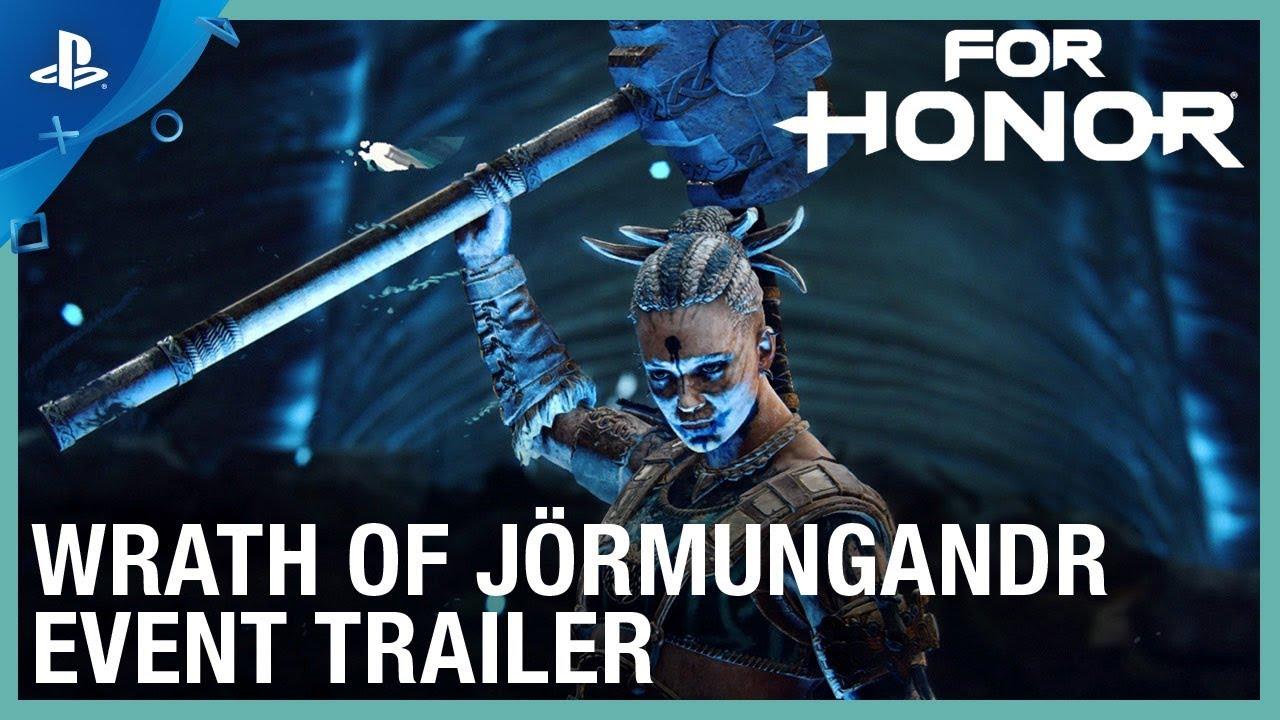 Download For Honor - Wrath of Jörmungandr   PS4