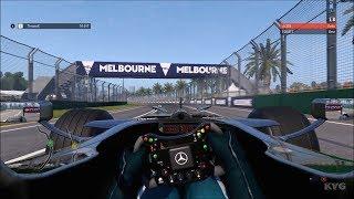 F1 2018 - McLaren MP4-23 2008 - Test Drive Gameplay (PC HD) [1080p60FPS]