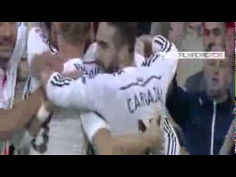 Real Madrid vs Sevilla 2-0 ~ All Goals & Cristiano Ronaldo Gols
