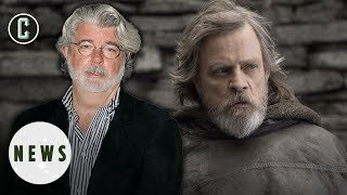 Mark Hamill Reveals George Lucas' Star Wars: Episode IX Ending