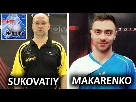 Cуковатый Игорь - Макаренко Роман / Sukovatiy - Makarenko первая лига, 3-й тур
