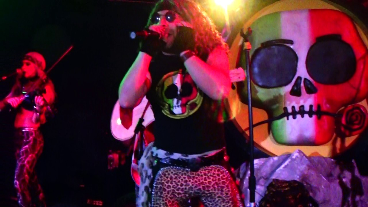 Scout Bar » METALACHI- the world's only heavy metal mariachi