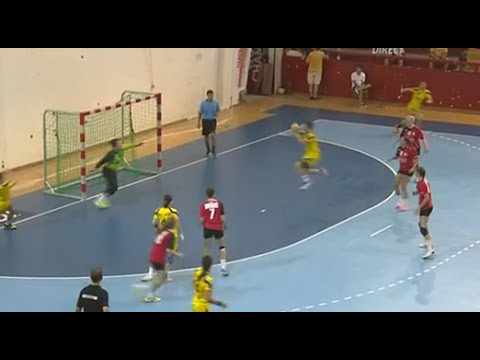 Romania - Germania 32-21 (Finala CM handbal U18)