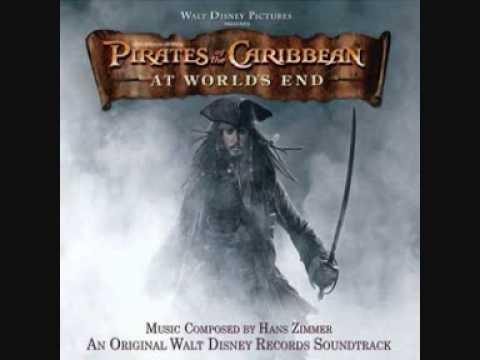 Bso Piratas Del Caribe En El Fin Del Mundo Youtube
