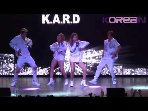 KARD performando ANITTA 'SIM ou NÃO' | Kpop Idols dancing Anitta thumbnail