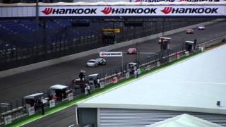 Les légendes sur la Scirocco R Cup - Insights - Inside Racing 2011 - Ep. 10