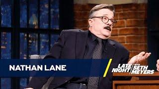 Nathan Lane Shares Exclusive Trump TV Programming Lineup