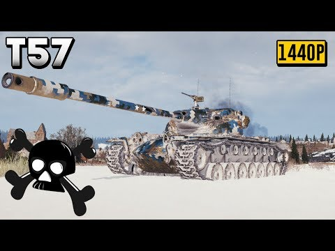 T57: Most Dangerous Heavy – World of Tanks