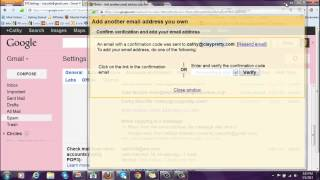 How to Add Website Email to Gmail Account