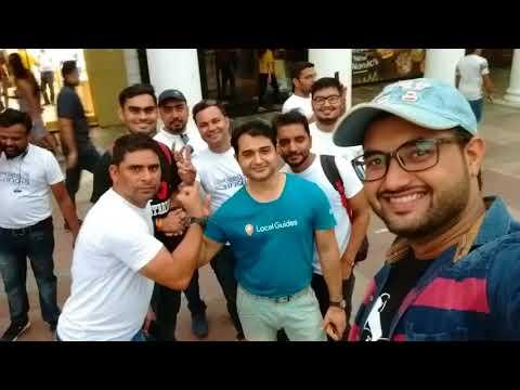 World Wide Map Edit Walk V2 - Delhi Meetup