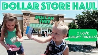 💰CHEAP THRILLS: Dollar Store Haul & What to Buy at the Dollar Store!