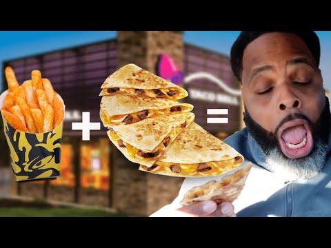 Taco Bell Nacho Fries Menu Hack