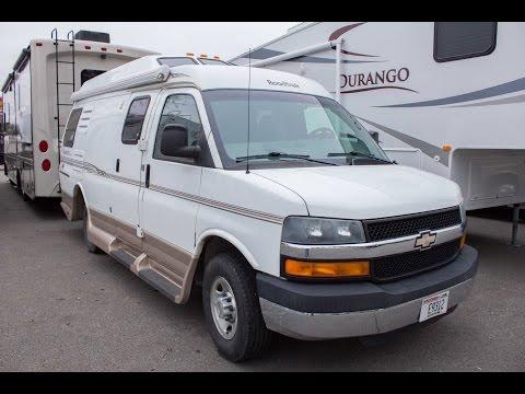 2004 Road Trek Versatile 200 – Stock #17053