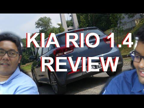 Autophiles Review | Kia Rio 1.4SX