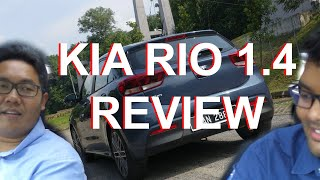 Kia Rio Review: Small Car with Few Compromises