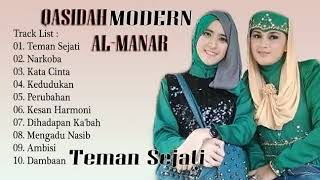 Gambar cover QOSIDAH - MODERN ALMANAR - sahabat sejati full album