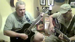 Drift Away  Dobie Gray  Cover by the Miller Brothers