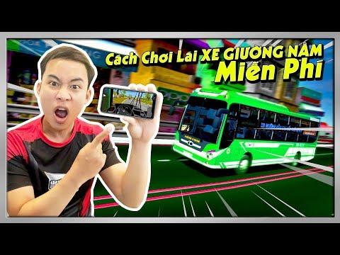 Hướng Dẫn MOD XE KHÁCH Game Bus Simulator Indonesia
