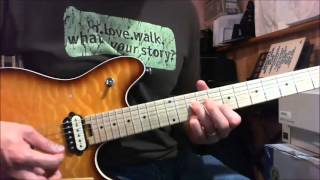 Queensryche - My empty room - Guitar Instructional