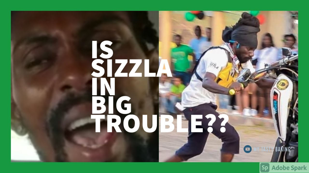 IS SIZZLA IN SERIOUS TROUBLE?? WHO IS KOGENT?? (LINK TO VIDEO IN DESCRIPTION)