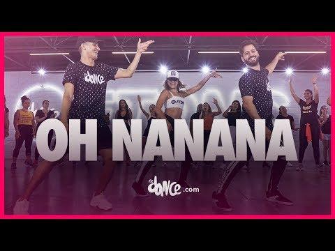 Oh Nanana - Bonde R300  FitDance TV Coreografia