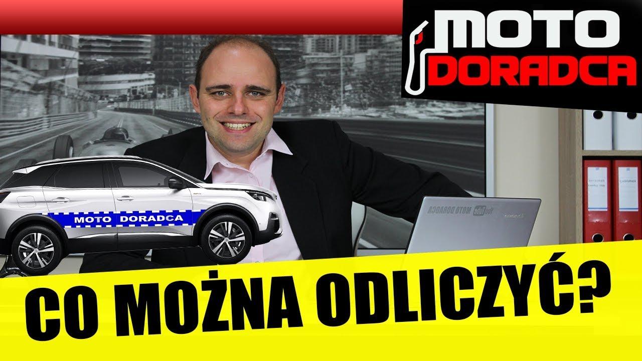 Samochód firmowy, czy to się opłaca?! #MOTODORADCA