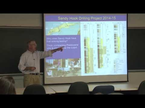 Ken Miller: Sea-level Change: Past, Present, and Future