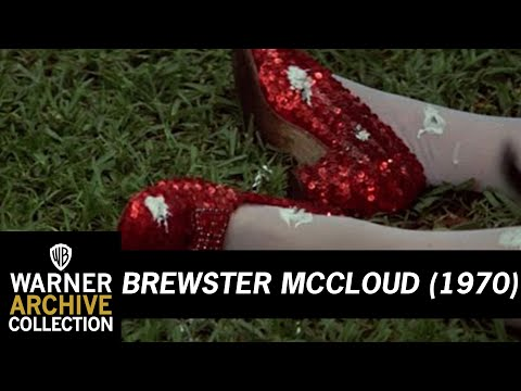 Brewster McCloud (1970) – Margaret Hamilton