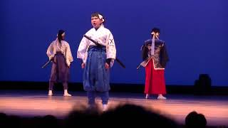 (出陣隊士)木村銃太郎、岡山篤次郎、上崎鉄蔵.