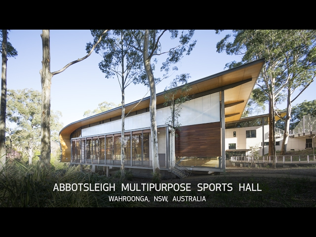 AJC Abbotsleigh Multi Purpose Sports Hall
