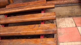 Лестница своими руками для крыльца.  Кровмонтаж.(, 2015-06-19T20:15:49.000Z)