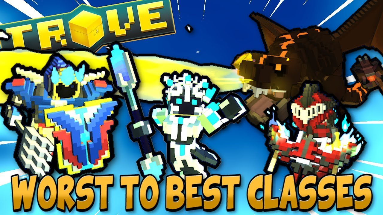 Trove Best Class 2021 CANDY BARB MORE POWERFUL THAN WE THOUGHT!? ✪ Trove Xbox One