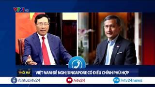 Bộ trưởng Ngoại giao Singapore: Thủ tướng Lý Hiển Long không có ý xúc phạm Việt Nam và Campuchia