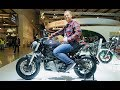 Benelli 752S - First impression from EICMA