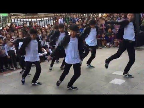FROZEN CREW - BTS - RUN Dance Cover