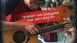 Hoa tuyết - Fingerstyle học viên lớp dạy nhạc V.Guitar