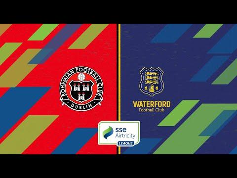 Premier Division GW11: Bohemians 0-2 Waterford