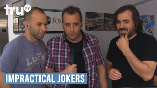 Video Impractical Jokers - Bingo Legend Removed By Security (Punishment) | truTV download MP3, 3GP, MP4, WEBM, AVI, FLV Juni 2018