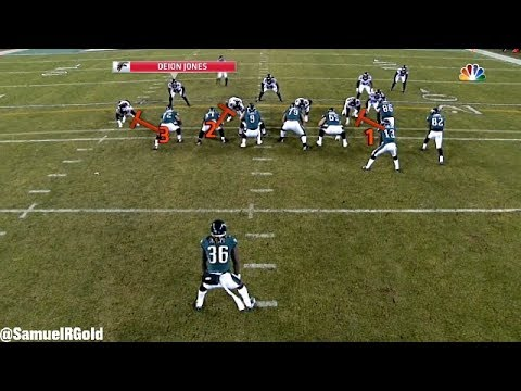 Film Room: Nelson Agholor and Eagles