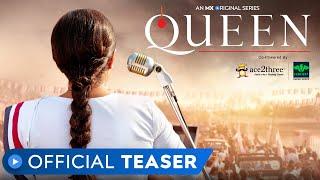 Queen | Official Teaser - Tamil | MX Original Series | Ramya Krishnan | Gautham Vasudev Menon