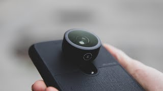 The Best Fisheye Lens For Your Phone | Moment Superfish Lens