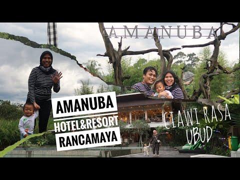 Happy Birthday My Wife At The Amanuba Hotel And Resort Rancamaya, Ubud In Bogor   Review