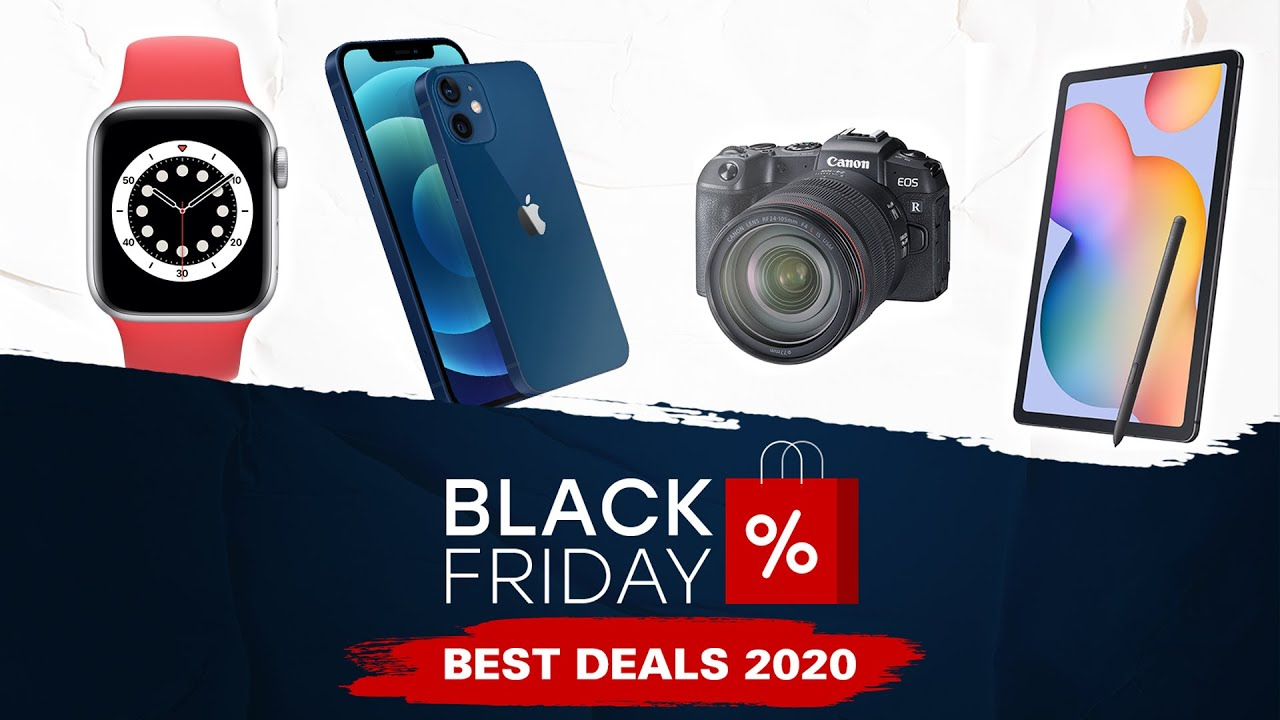 The Best Black Friday Deals: 2020 Edition! - PhoneArena