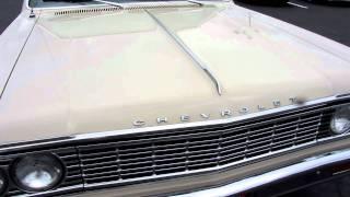1964 chevrolet chevelle malibu w/crate 350ci. walk-a-round !