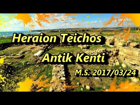 2017/03/24 Heraion Teichos Antik Kenti + Tekirdağ Turu