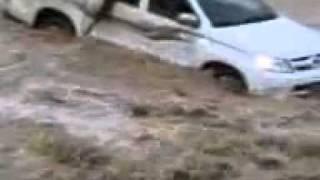 Baloch Toyota In Flud.  ( mIr daNiyaL baLOcH)
