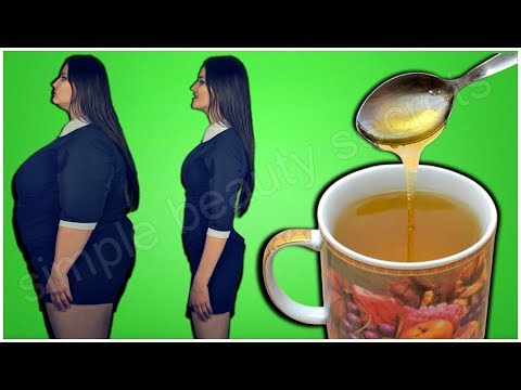 Drink This Every Morning To Lose 1 KG Weight Every Day - This Is Not a Joke