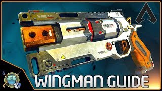 Apex Legends - Wingman is the Best Overall Gun in the Game