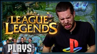 Colin Moriarty Plays League of Legends – Kinda Funny Plays