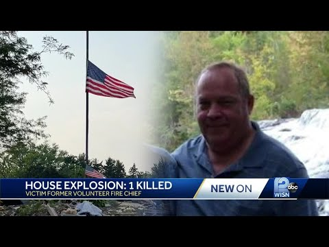 Man who died in house explosion remembered as caring